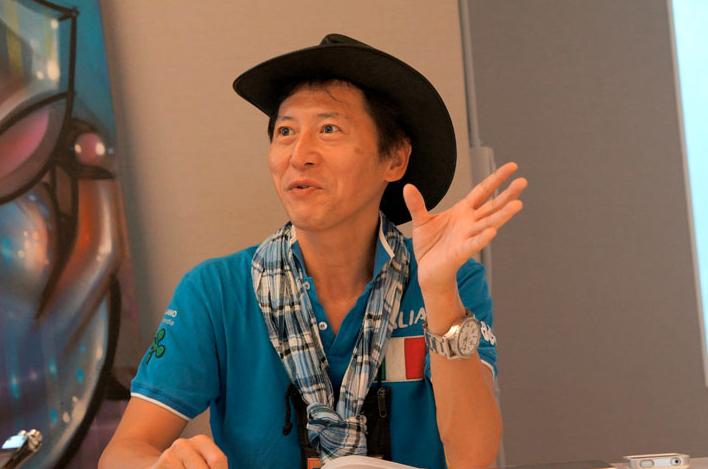 「グーテンベルグの呪縛」BOOKSCAN×著者インタビュー at 渋谷コネクティングドッツ 6