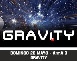 Gravity  caja