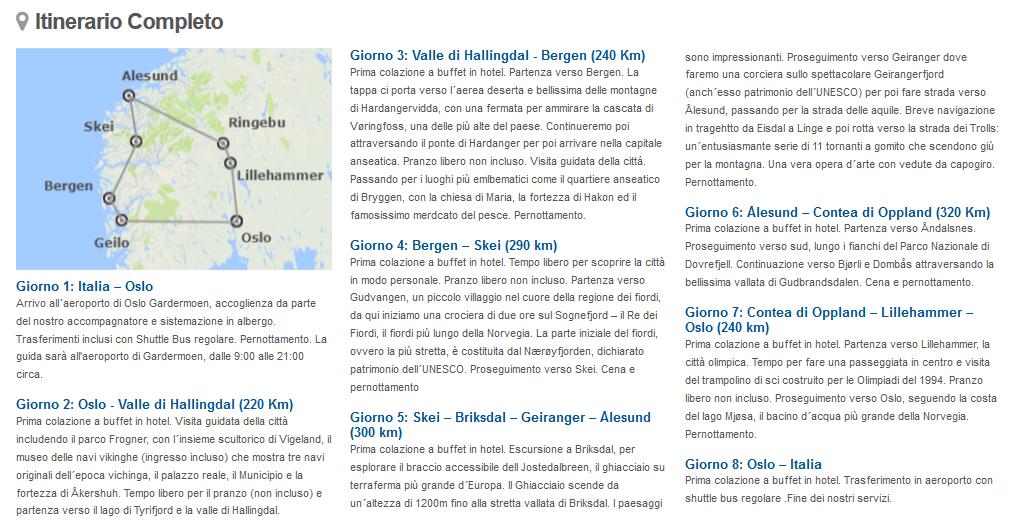 Clicca qui per scoprire le offerte tour Logitravel!