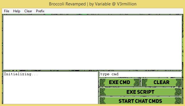 Exploit] broccoli-revamped [Offsale]