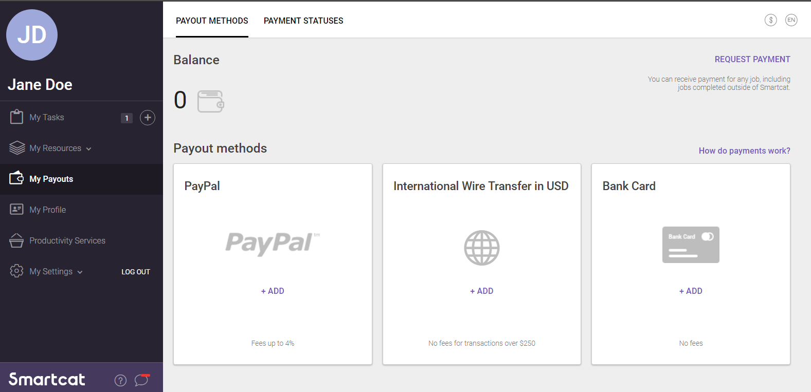How to translate from QIWI to Yandex Money - output input schemes