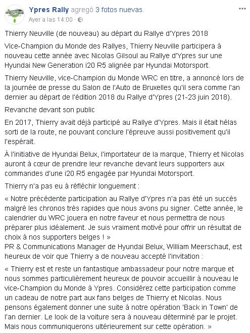 Nacionales de Rallyes Europeos(y no Europeos) 2018: Información y novedades 28f86b2d8c4629de628c69aec2dacefc