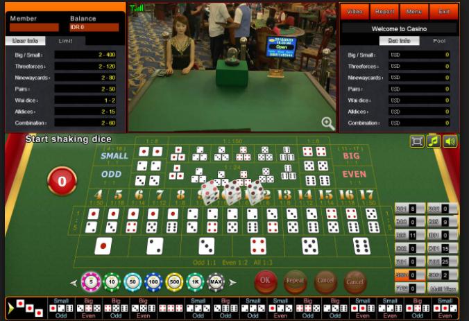 Detroit illegal gambling