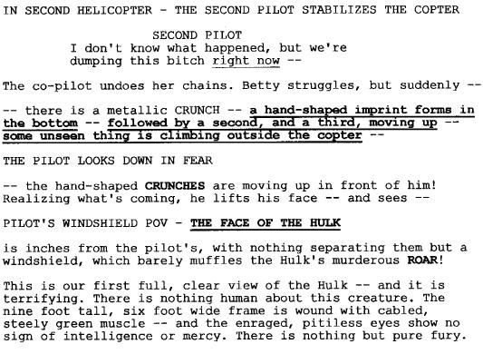 Michael France: The Hulk | Manic Expression