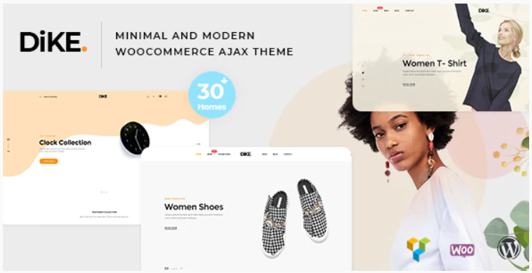 Dike Theme wordpress