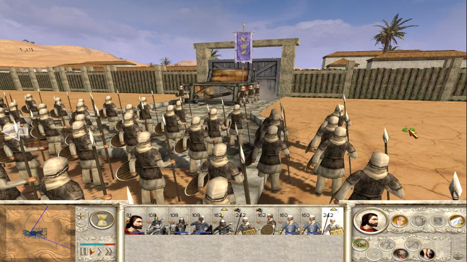Rome Total Realism: Imperial Campaign v0.5 2ba2003b64de5fa9e07010aed6db3d3a