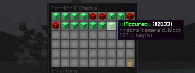 minecraft anticheat checks 2 gui
