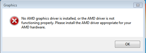 AMD Graphics and Audio drivers wont install properly | Tom's