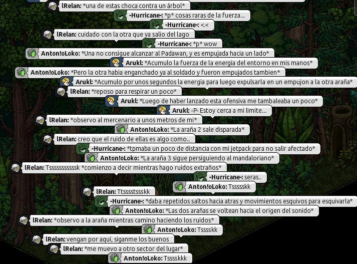 [Roleo de Kashyyyk] Una nueva esperanza [EVENTO JEDI] 2c4477b591993a76b6a08cf92a8db421