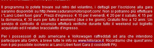 Rivanazzano Dragway 4-5-6 Settembra 2015 in Auto, Moto &