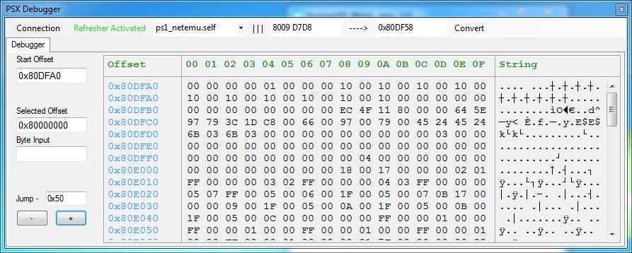 [Release] PSX Debugger  2ddb47d714349eafb6bd6f6ef5deea74