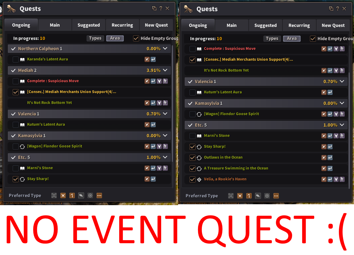 Fixed - Cliff weapon unable to turn in?? | Black Desert Online
