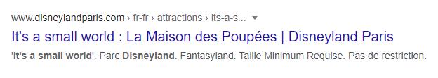 Collection des bourdes de Disneyland Paris - Page 9 2eea94b59bbe2145d1ef8b79a17a80ad