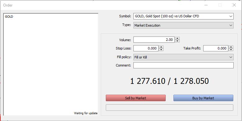 Пазарно изпълнение на поръчки