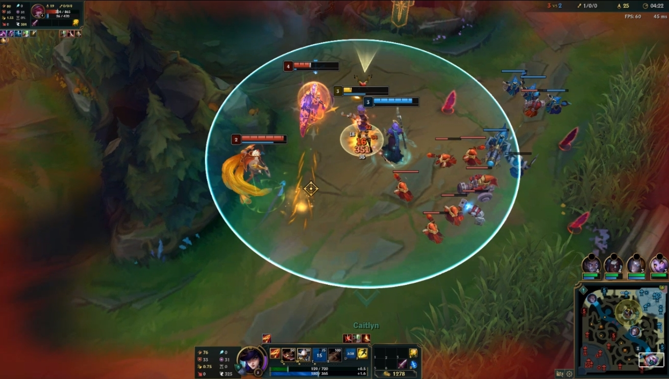 """30ad0cf07daa9314292c8f0755492c97 - Cleaner (ADC) mechanics with the """"Player Attack Only Click"""" hotkey or why Attack Move is flawed (x-post from /r/summonerschool)"""