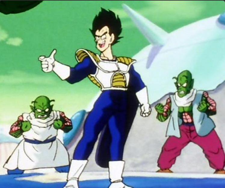 Dragon Ball S History Of Animation Slips Dbz
