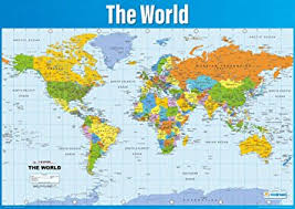 The Best Way To Obtain A World Map Poster Make History