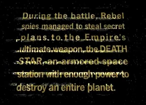 『ローグワン』は、スターウォーズ新三部作とはちがうスピンアウト作品 4