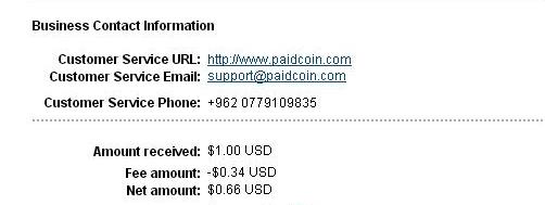 Guadagnare � con paidcoin.com