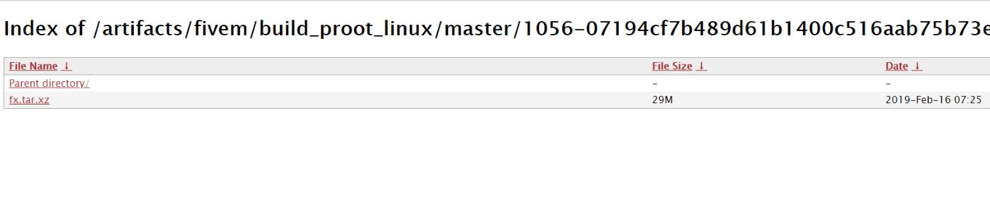 Como crear un servidor de FiveM en Linux - Forum - TheBeastHosting