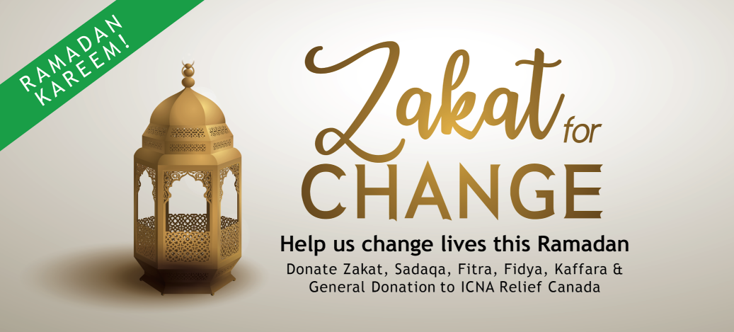 Zakat for Change