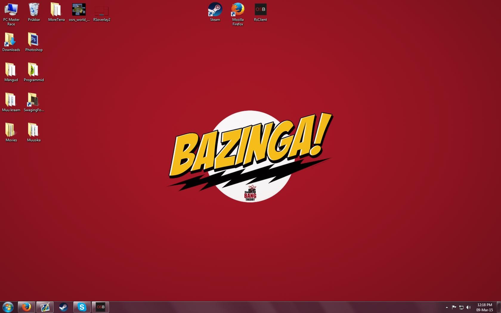 Postita enda arvuti Desktop - Page 2 35e0f9768a1ecc46994f49044d3cf060
