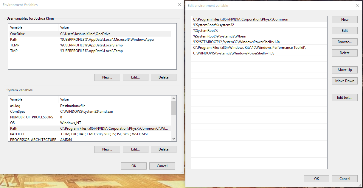 Windows cannot find 'powershell exe' &quo    | Adobe Community