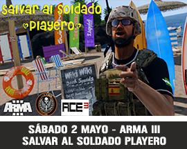 Salvando al soldado playero caja