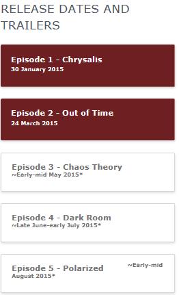 Life Is Strange - Season 2 Ep 3