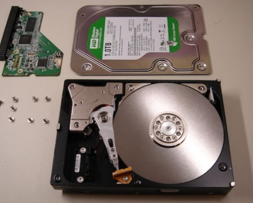 How to recover data from a dead external hard drive