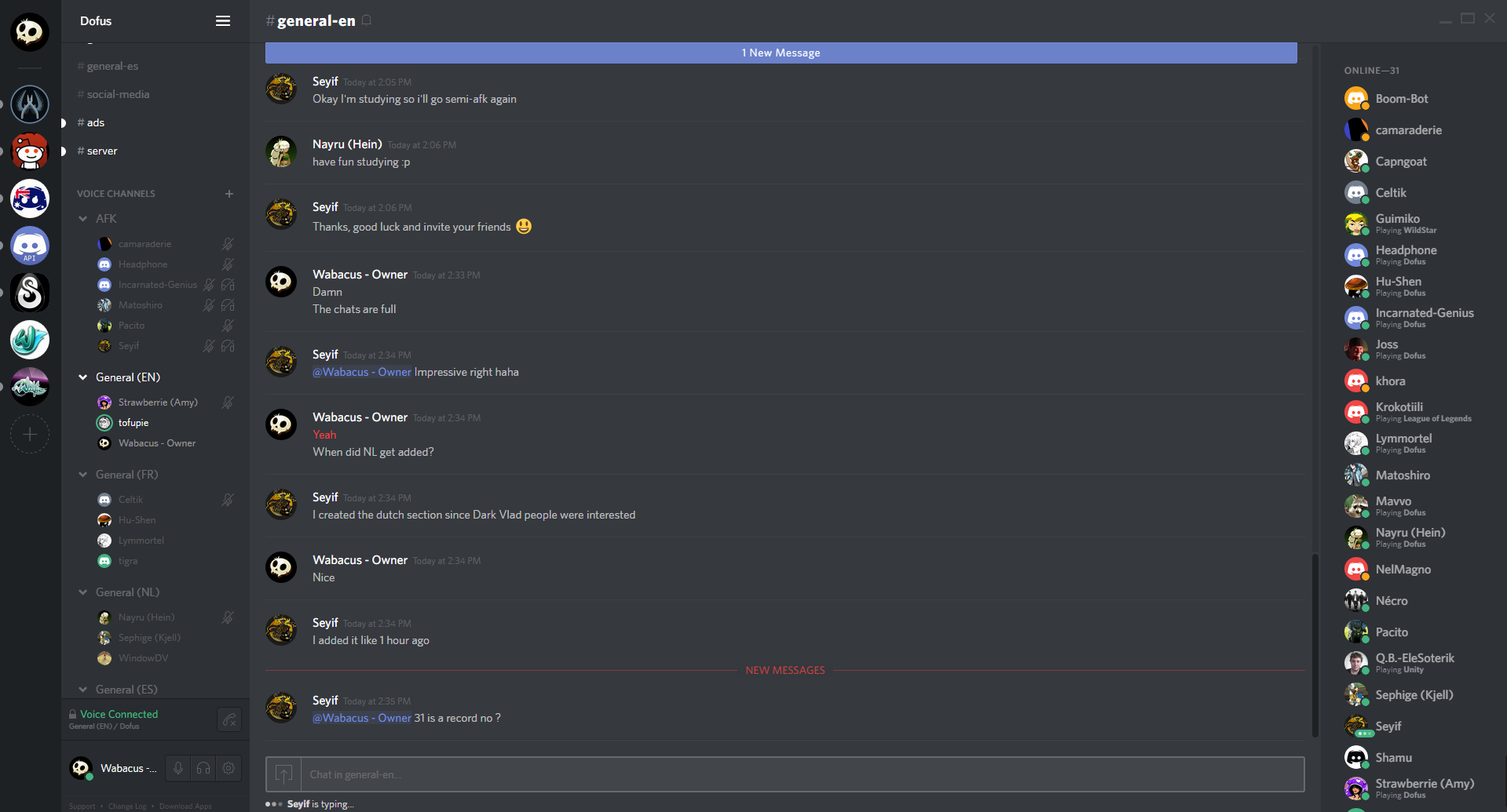 Discord dating chat servers