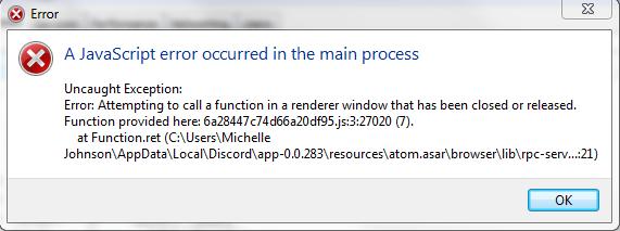 What\u0027s causing this? : discordapp