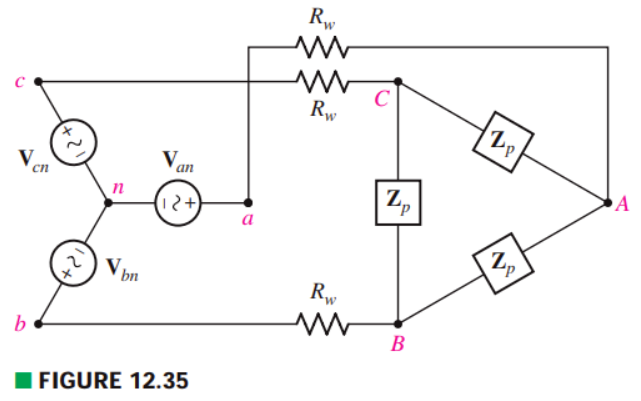 Solved: 3-Phase Systems