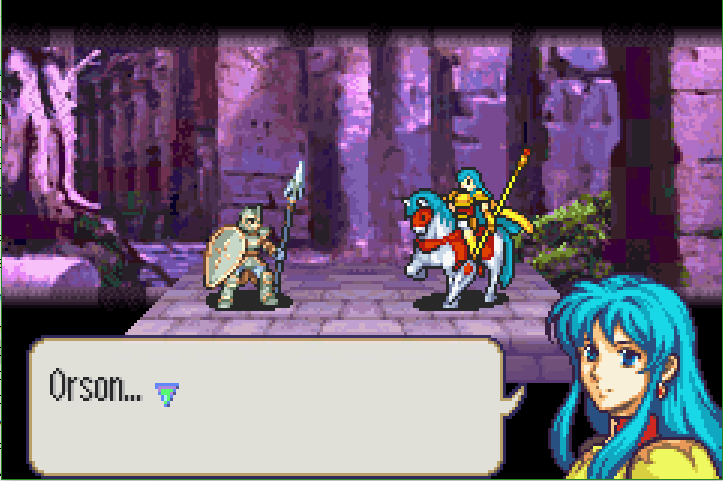 Fire Emblem Sacred Stones Weapon Reversal Fan Projects Serenes