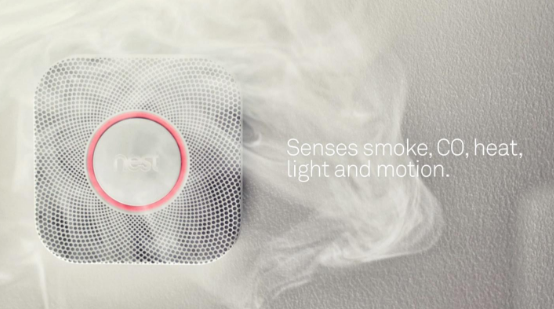 Nest Protect Smart Home Device: Smoke Detector for Smart Home