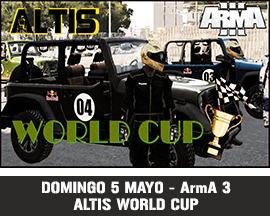 Altis World Cup caja