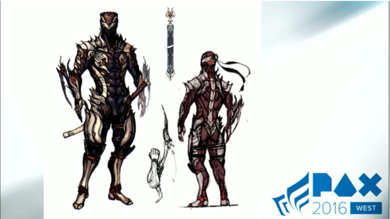 new premium skin revealed during dev stream   warframe