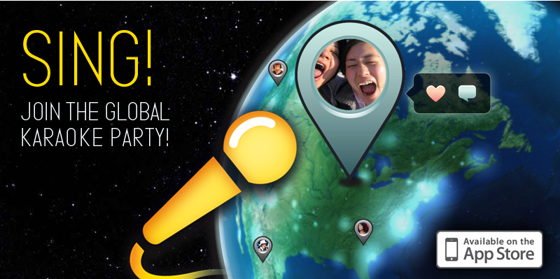 Sing! Join the Global Karaoke Party!
