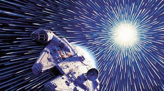 Resultado de imagen de Viajando a la velocidad de la luz