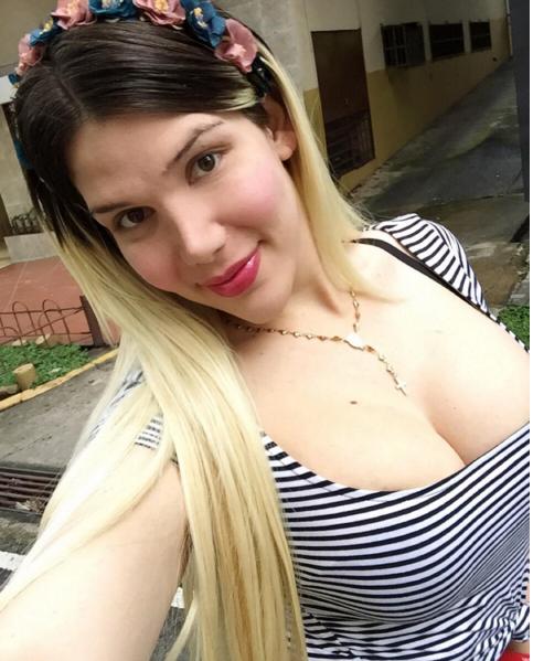 La Transexual más sexy de Venezuela