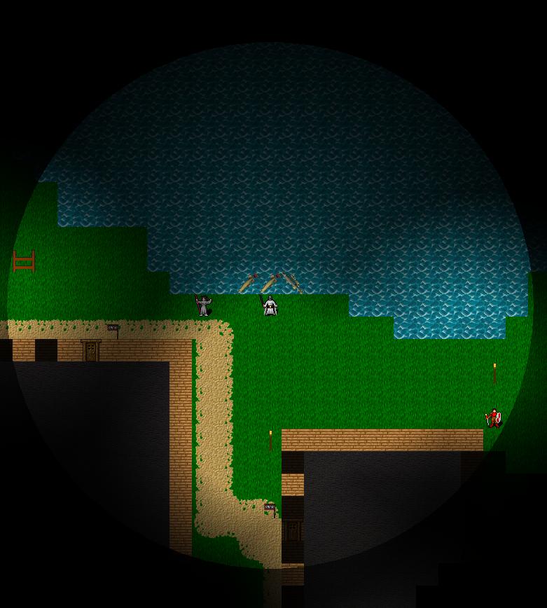 Hadelmia MMORPG project