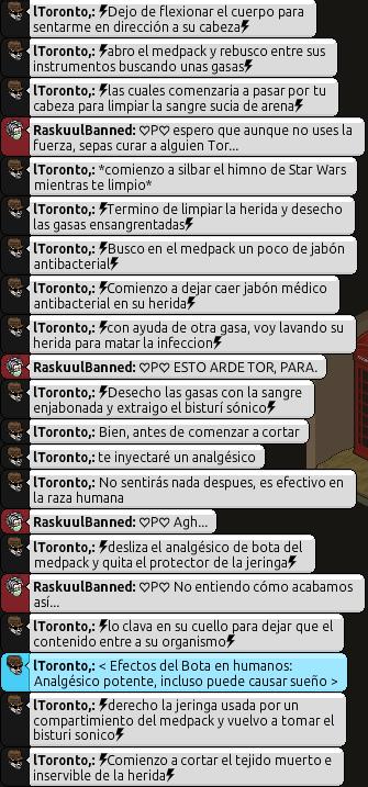 [Diario Médico] Tor'to Vibrion 4203d384c2afad15b5b1ed9da5f871ac
