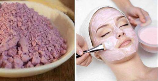 Propiedades de la arcilla rosa en la piel