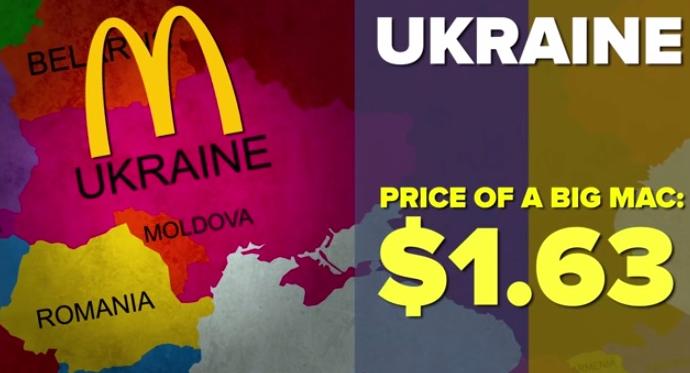 世界で一番ビッグマックが安い国はどこ?世界のビッグマック最高値から最安値まで! 9