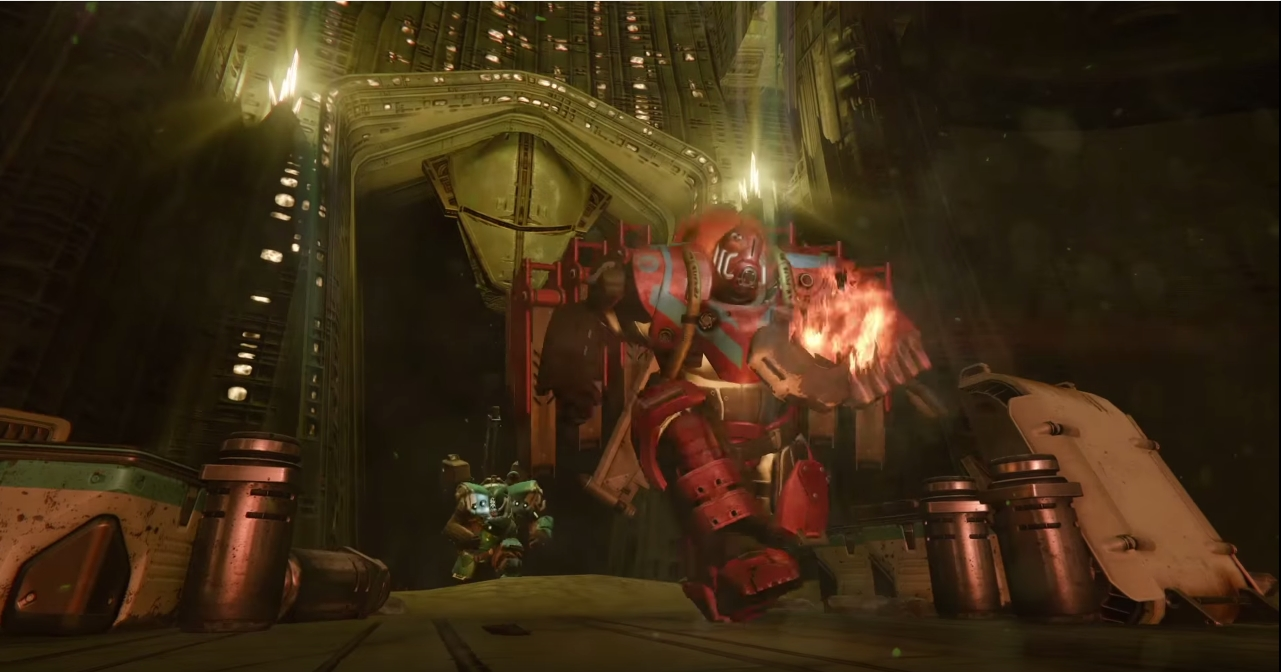 Bungie's Reveal trailer for the Dreadnought strike : DestinyTheGame
