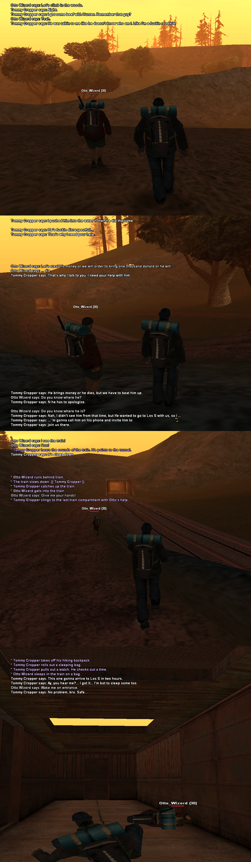 Freight Train Riders of America - Page 3 - Los Santos Roleplay