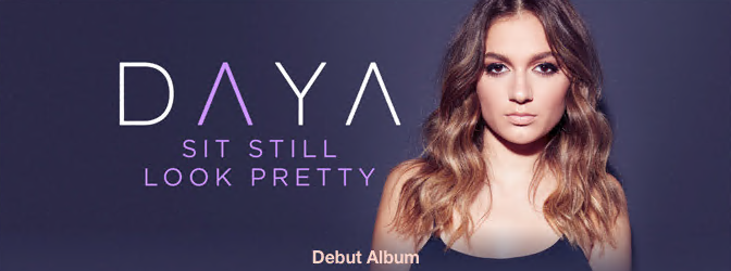 Daya - Sit Still, Look Pretty [iTunes Plus AAC M4A] (2016)