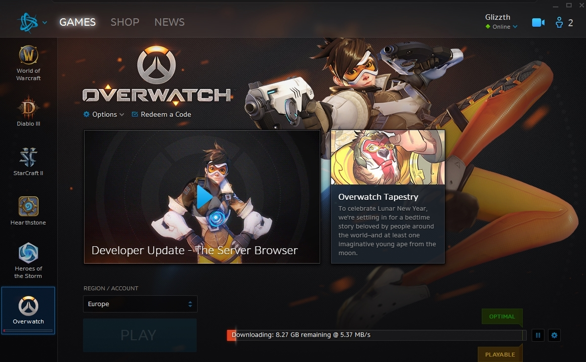 SELLING BLIZZARD ACCOUNT HAS OVERWATCH AND WoW 70$ | Minecraft Market