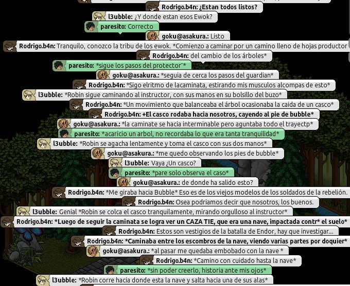 [Misiones de Endor] Un Grupo de Iniciados 451a97aed59786324c1b645bc12efa68