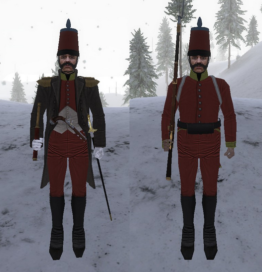 [Napoleonic Wars] España s.XIX 1ªGuerra Carlista 452e24f606a878aa68a81ae0ffd2e9ee